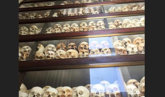 Choeung Ek Genocidal Center (4)